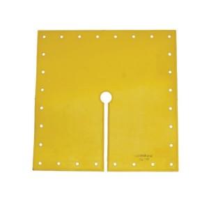 Manta dieléctrica abierta Clase 4
