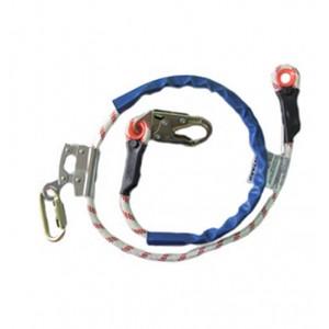 Eslinga de posición y restricción en cuerda con manostop 210 mts